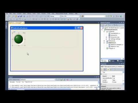 Boolean Features for Measurement Studio
