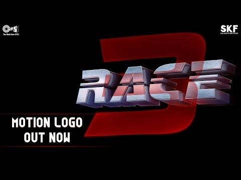 RACE 3 Motion Logo | Salman Khan | Remo D'Souza | #Race3ThisEID