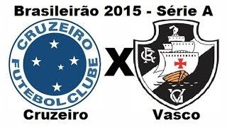 Cruzeiro 2 x 2 Vasco Local: Mineirão, em Belo Horizonte (MG) Data: 16 de setembro de 2015 (Quarta-feira) Horário: 22h (de Brasília) Árbitro: Thiago Duarte ...