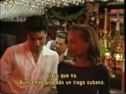 Chayanne and Vanessa Williams