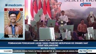Video Jokowi Sindir Tanah Prabowo, TKN: Itu Reaksi Spontan MP3, 3GP, MP4, WEBM, AVI, FLV Februari 2019