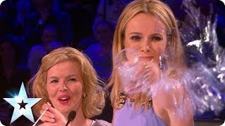 Nonton Double take! The Judges meet their lookalikes   Britain's Got More Talent 2014 Film Subtitle Indonesia Streaming Movie Download