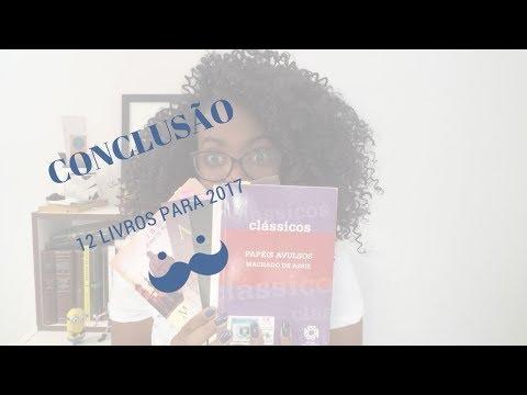 Concluindo: 12 Livros para 2017