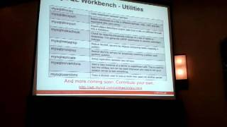 OTN Developer Day Washington DC : MySQL Administration And Management Essentials Part 1 Of 2