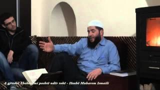 A gjindet Xhehenemi poshtë ndër tokë - Hoxhë Muharem Ismaili