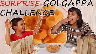 Video GOLGAPPA CHALLENGE || #Kids #Bloopers || Aayu and Pihu Show MP3, 3GP, MP4, WEBM, AVI, FLV Agustus 2018