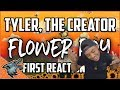 TYLER SHOUTED ME OUT! TYLER THE CREATOR - FLOWER BOY (FIRST REACTION/ALBUM REVIEW)