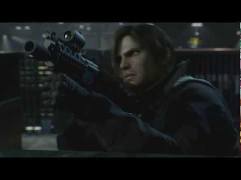 Resident Evil  Damnation 2012   Attack Scene Part 3