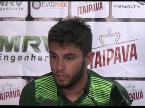 Santa Cruz: Vinícius Eutrópio não vai contar com Léo Costa para o próximo jogo