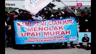 Video Berbagai Aliansi Buruh Demo Minta Kenaikan Upah 20 Persen di Bandung - iNews Siang 19/11 MP3, 3GP, MP4, WEBM, AVI, FLV November 2018