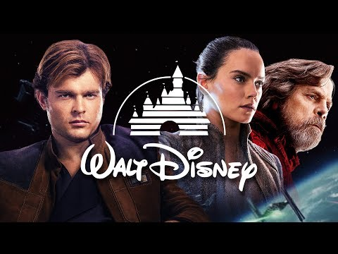 The State of Star Wars at Disney (видео)