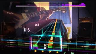 ACDC - Hells Bells (Rocksmith 2014 Playthrough Ps3)