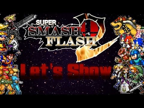 Let's Show Super Smash Flash 2 [V.0.9.0]
