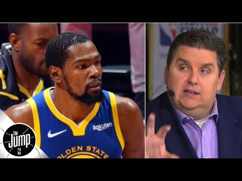 What Kevin Durant's Achilles injury means for him -- and the NBA -- in free agency | The Jump