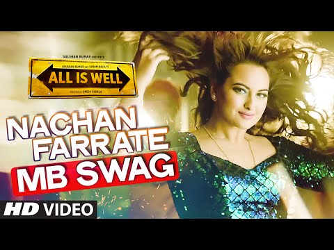 Nachan Farrate REMIX Video Song | Kanika Kapoor, M