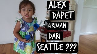 Video SURPRISE BUAT ALEX || MASAK IKAN SALMON MP3, 3GP, MP4, WEBM, AVI, FLV Oktober 2017