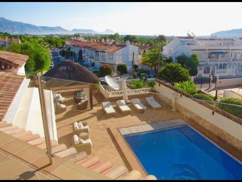 Villa moderna de lujo en Benidorm (La Nucia), en la soleada Costa Blanca