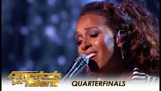 Video Glennis Grace: The Dutch Star Creates WOW Moment On 'AGT' Live! | America's Got Talent 2018 MP3, 3GP, MP4, WEBM, AVI, FLV September 2018