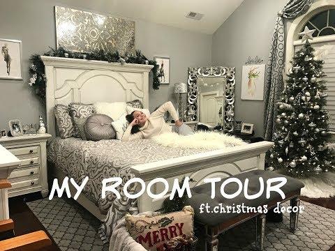 MY PITTSBURGH ROOM TOUR ft. Christmas decor !!