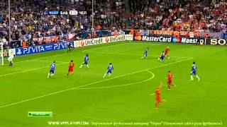 Бавария 1-1 Челси. Чех тащит пенальти