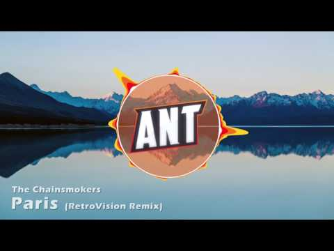 Video The Chainsmokers - Paris (RetroVision Remix) (Ant Intro 2017) download in MP3, 3GP, MP4, WEBM, AVI, FLV January 2017