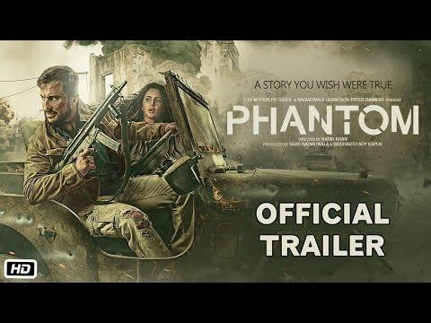 Phantom Hindi Movie Trailer HD Video