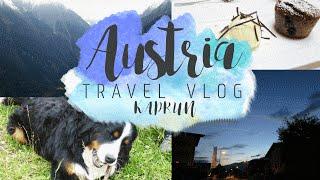 Kaprun Austria  City pictures : Summer in Kaprun! Austria travel vlog | Little Miss Fii
