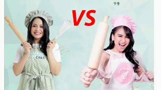 Video REVIEW JUJUR KUE ARTIS! KUENYA AYU VS GIGIEAT CAKE MP3, 3GP, MP4, WEBM, AVI, FLV Juni 2018