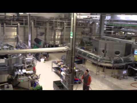 Carlsberg Italia: una fase della lavorazione