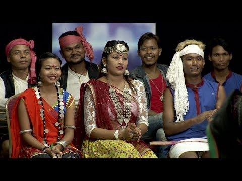 (विभिन्न जात-जाति र समुदायको सांस्कृतिक पहिचान झल्काउने .... 99 sec)