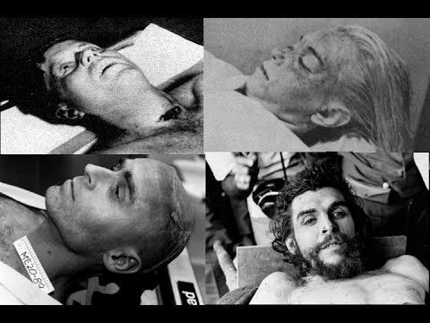 ÚLTIMAS fotos de famosos /Fotografías POST MORTEM de famosos