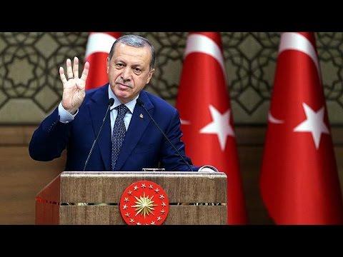 Στο ναδίρ οι σχέσεις ΕΕ – Τουρκίας