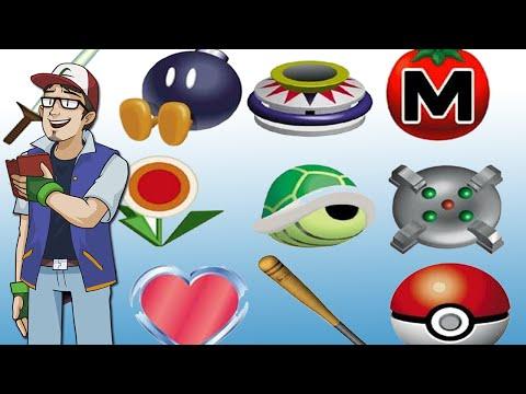 Top 10 Super Smash Bros. Items