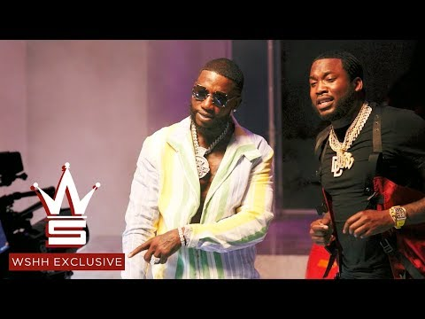 "Gucci Mane Feat. Meek Mill ""Backwards"" Music Video BTS (WSHH Exclusive - Official Music Video)"