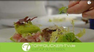 Zweierlei Tatar von Thunfisch & Kalb mit Trüffel und Avocado | Rezeptempfehlung