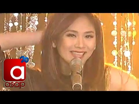 sarah - Popstar Royalty Sarah Geronimo sings Kasayaw on the ASAP stage. Joining her is the one and only King of the Gil, Enrique Gil. Subscribe to ABS-CBN Entertainment channel! - http://bit.ly/ABSCBNOnli ...