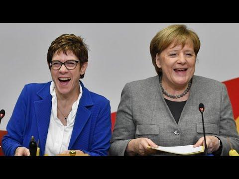 CDU-Vorstoß zu Europa: Übergroßes Maß an Übereinstimm ...