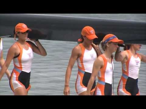 USA - The Lady Vols took second place at the Conference USA Championships on Saturday at Melton Hill Lake in Oak Ridge, Tenn.