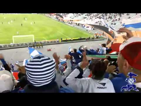 Video - La Pandilla De Liniers - Estudiantes vs Velez - La Plata - La Pandilla de Liniers - Vélez Sarsfield - Argentina