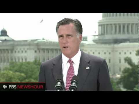 "Watch Full Romney Response to Health Care Ruling: ""I Will Act to Repeal Obamacare"""