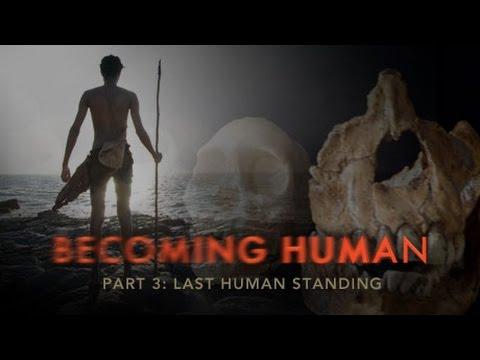 انسان شدن - قسمت سوم - تکامل انسان