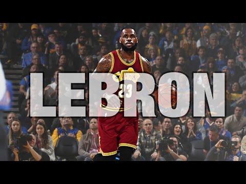 LeBron James East All-Star Starter | 2017 Top 10