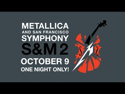 Preview Trailer Metallica and San Francisco Symphony: S&M2, trailer ufficiale