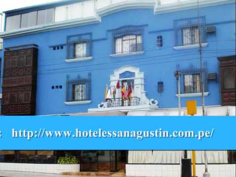 San Agustín Colonial Hotel - Video