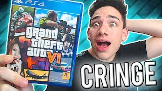 It's finally time again to roast some clickbait GTA 5 YouTubers. Today we will look at Sernandoe, a clickbait king who claims that he had received a legit copy of GTA 6 from Rockstar in the mail. It's top level cringe. Smash like, subscribe, comment, thx xoxo---------------------------------Twitch ► http://www.twitch.tv/nfkrzFacebook ► https://www.facebook.com/NFKRZ1Instagram ► https://instagram.com/roman_nfkrz/Steam Group ► http://steamcommunity.com/groups/nfkrzgroup---------------------------------Music:---------------------------------Outro music ► MajorLeagueWobs/Holder - D I S T A N T