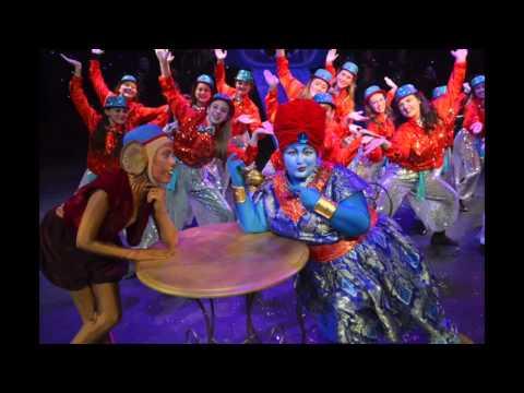 Disney's Aladdin Jr. | Costume Rental Package