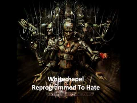Tekst piosenki Whitechapel - Reprogrammed to Hate po polsku