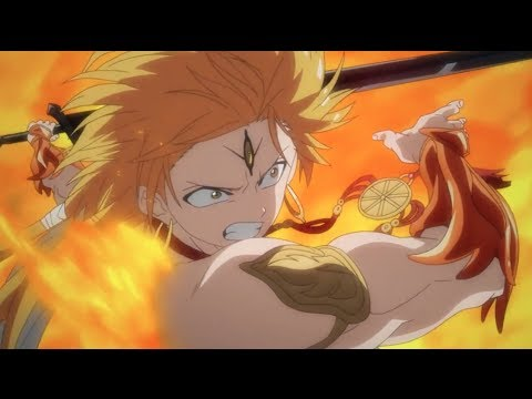 magi - All of my videos are in 720p HD and always will be. From episode 21 of Magi: The Kingdom of Magic. Disclaimer: Magi is copyright of Ohtaka Shinobu and Aniple...