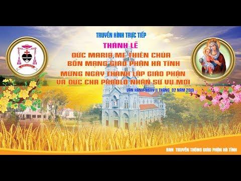 Thánh lễ ĐGM Phaolô Nguyễn Thái Hợp nhận sứ vụ mới.