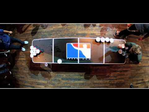 Swiss Series Of Beer Pong III  Final Match – Dunkles und Rotes VS 5430ers